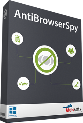 Abelssoft AntiBrowserSpy 2017 v190 نرم افزار مرور امن اینترنت. Abelssoft AntiBrowserSpy 2017 v190 را از ایرانیان دانلود دریافت نمایید