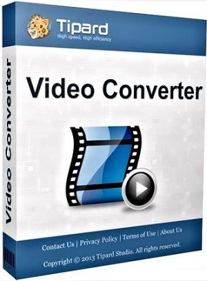 Tipard Video Converter Ultimate 9.2.22 نرم افزار تبدیل فایل های ویدئویی. دانلود رایگان