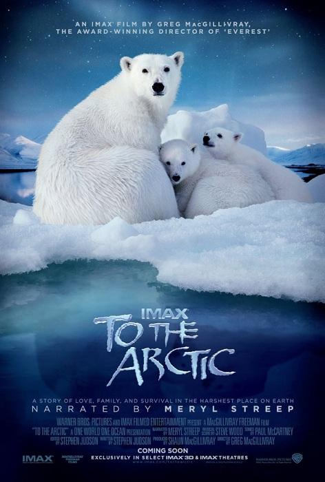 دانلود مستند به سوی قطب شمال - To the Arctic 2012 با کیفیت بسیار عالی