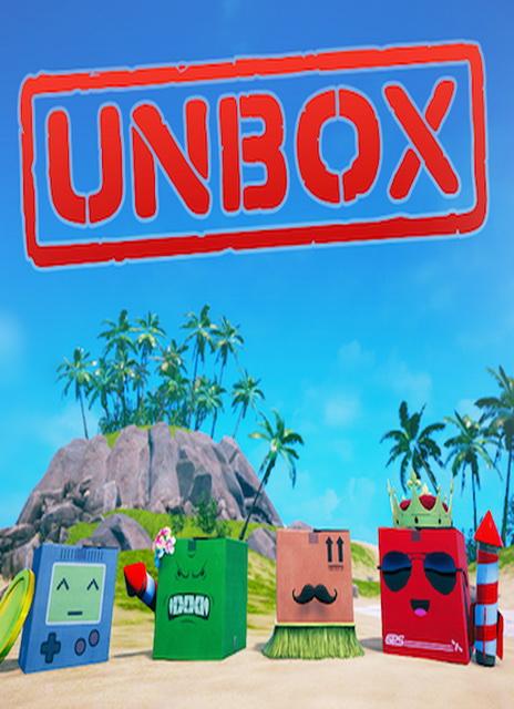 دانلود بازی Unbox Newbies Adventure برای PC با لینک مستقیم و به صورت کاملا رایگان