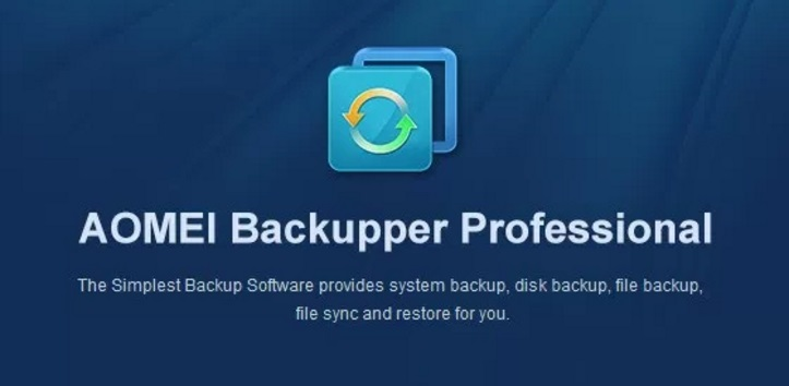 AOMEI Backupper 4.0.5 نرم افزار پشتیبان گیری حرفه ای از هارد دیسک