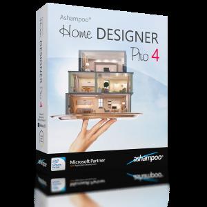 Ashampoo Home Designer Pro 4.1.0 طراحی فضای داخلی و خارجی خانه. ایرانیان دانلود