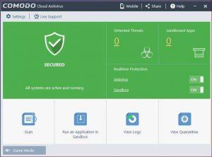 Comodo Antivirus 10.0.1.6254 آنتی ویروس رایگان و قوی کومودو. دانلود رایگان