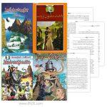 ژول ورن - دانلود مجموعه کامل کتاب های ژول ورن به زبان فارسی با لینک مستقیم و به صورت رایگان