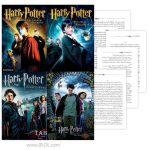 هری پاتر - دانلود مجموعه کامل کتاب های هری پاتر با لینک مستقیم و رایگان