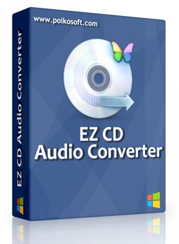EZ CD Audio Converter 6.0.8.1 نرم افزار ریپ، رایت وتبدیل فرمت.نرم افزار EZ CD Audio Converter 6.0.8.1 را از دانلود دریافت نمایید