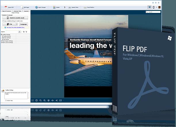 Flip PDF Corporate Edition 2.4.9.1 نرم افزار اصلاح و ویرایش فایلهای پی دی اف