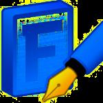 FontCreator Professional 11.0.0.2408 دانلود نرم افزار ویرایش و ساخت فونت