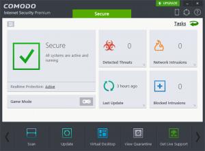 Comodo Internet Security Premium 10.0.1.6294 بسته امنیتی حرفه ای کومودو