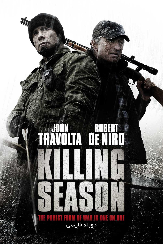 دانلود فیلم Killing Season - دانلود فیلم Killing Season فصل شکار دوبله فارسی