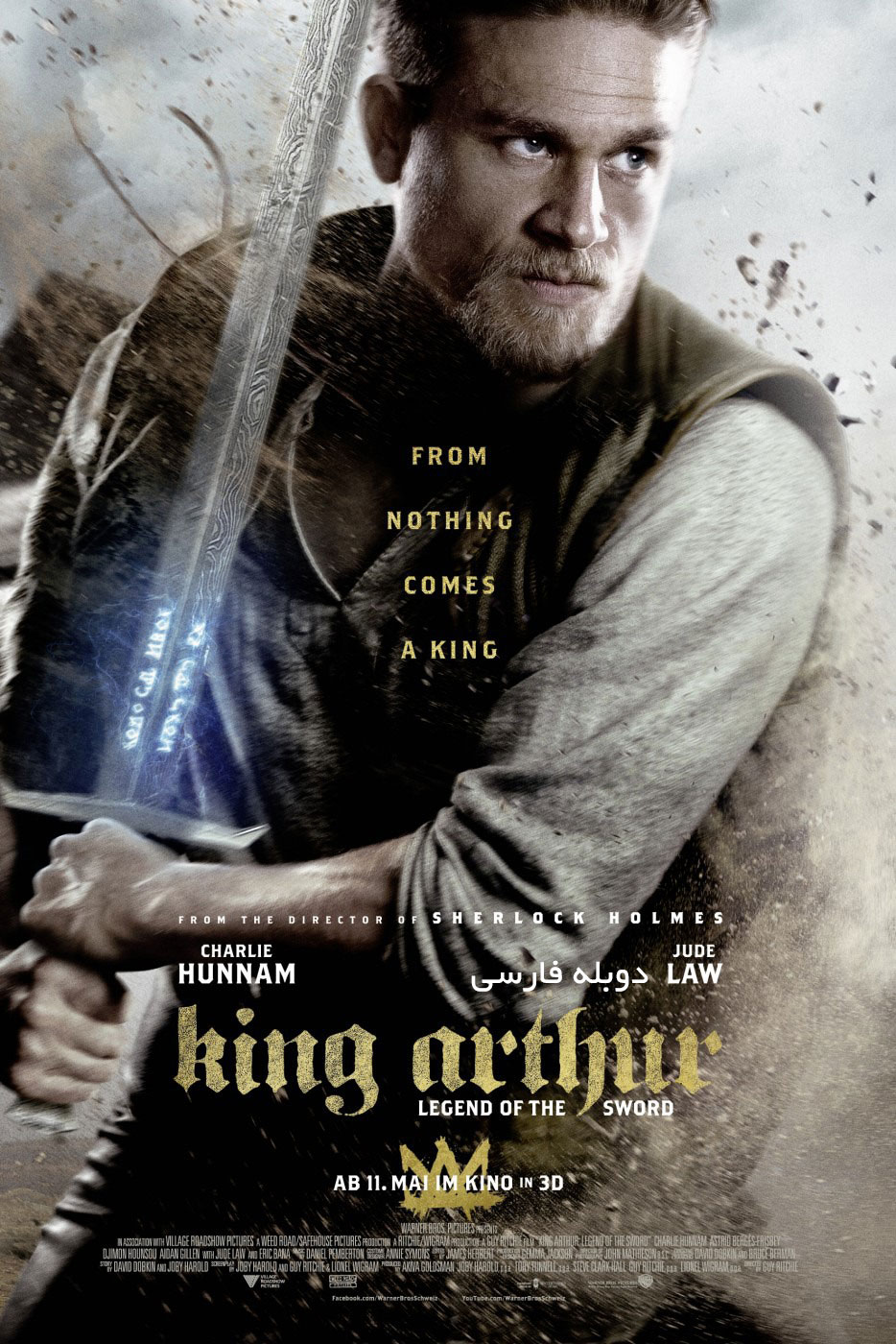King Arthur Legend of the Sword - دانلود King Arthur Legend of the Sword