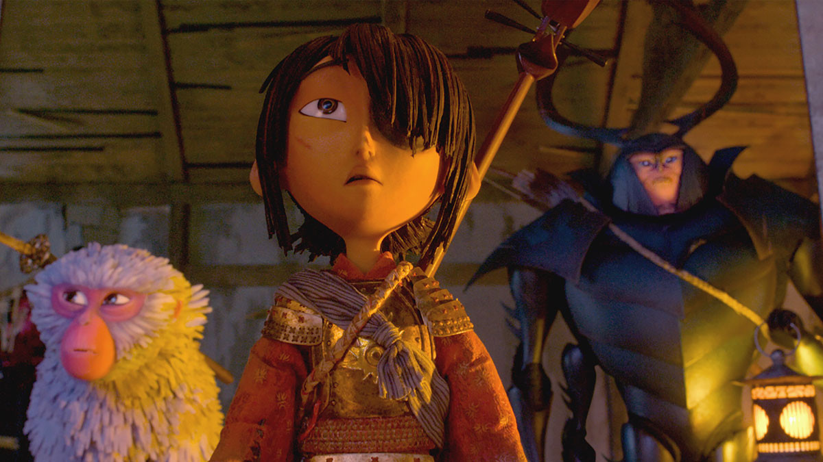 دانلود انیمیشن زیبای Kubo and the Two Strings - دانلود انیمیشن زیبای Kubo and the Two Strings