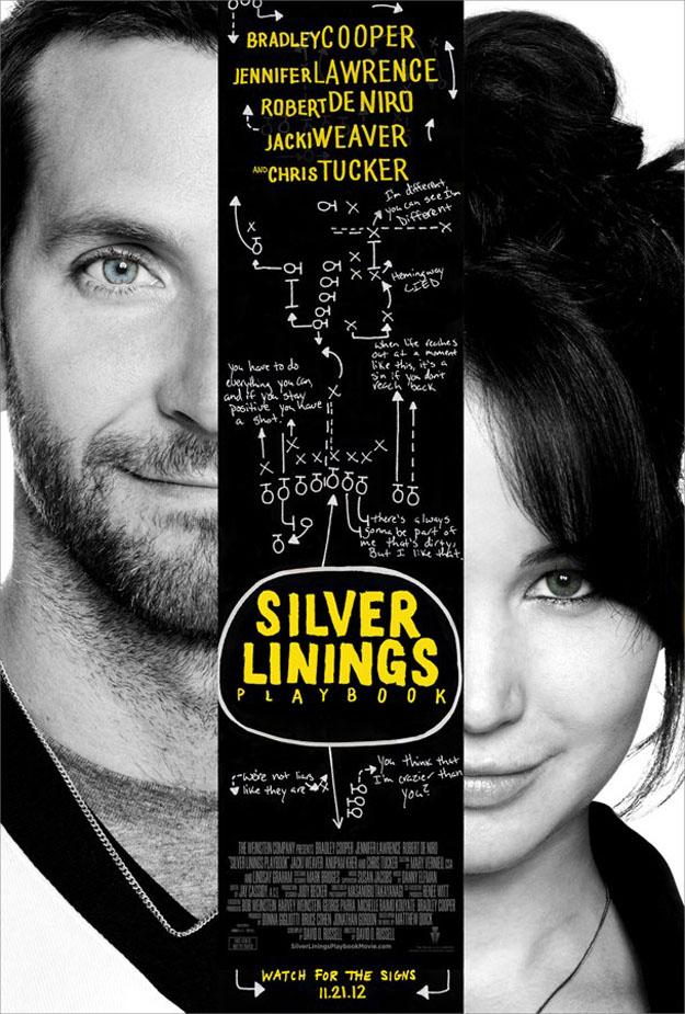 دانلود فیلم Silver Linings Playbook - دانلود فیلم Silver Linings Playbook دوبله فارسی