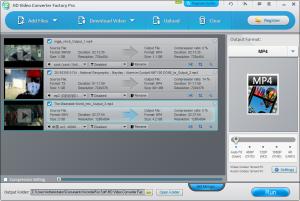 WonderFox HD Video Converter Factory Pro 13.4 نرم افزار تبدیل ویدئوهای HD