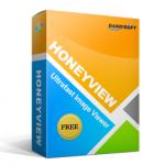 HoneyView 5.23 دانلود نرم افزار نمایش و ویرایش تصاویر. دانلود HoneyView 5.23