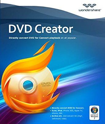 Wondershare DVD Creator 4.1 دانلود نرم افزار ساخت و تبدیل DVD