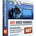 AVS Video ReMaker 6.0.3.204 نرم افزار حرفه ای ویرایش فایل های ویدئویی