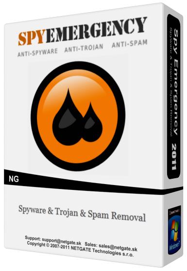 NETGATE Spy Emergency 24.0.530.0 نرم افزار حذف جاسوس افزار ها