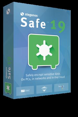 Steganos Safe 19.0.1 دانلود نرم افزار رمز گذاری اطلاعات کامپیوتر