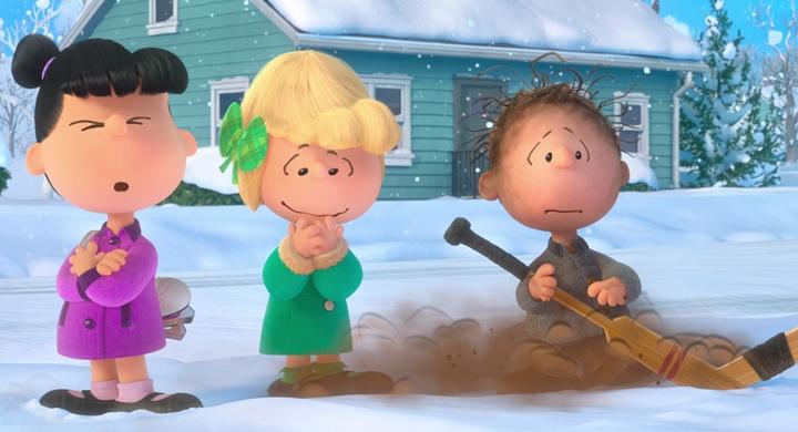 دانلود انیمیشن زیبای بادام زمینی The Peanuts Movie - دانلود انیمیشن زیبای بادام زمینی دوبله فارسی