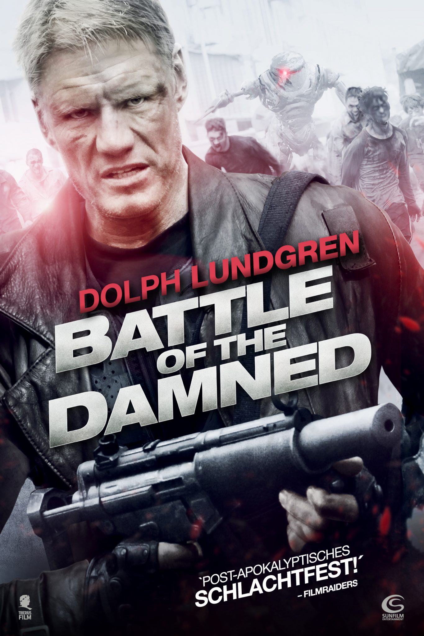 دانلود فیلم نبرد جهنمی The battle of the Damned دوبله فارسی