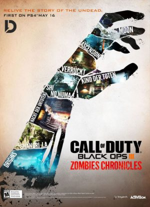 دانلود بازی Call of Duty Black Ops III Zombies Chronicles برای PC