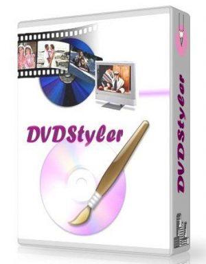 DVDStyler 3.0.3 دانلود نرم افزار ساخت منوی های دی وی دی DVDStyler 3.0.3