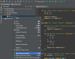 JetBrains WebStorm 2017.2.3 نرم افزار محیط برنامه نویسی به زبان جاوا اسکریپت