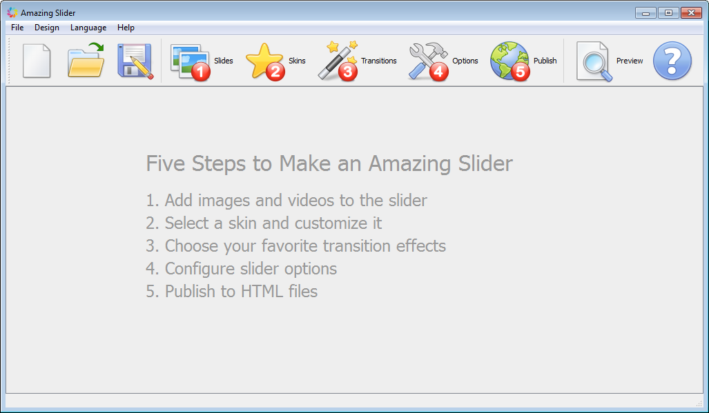Amazing Slider 6.5 Enterprise دانلود نرم افزار ساخت اسلاید شو جی کوئری برای وبسایت