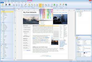 WYSIWYG Web Builder 12.2.0 نرم افزار طراحی وبسایت بدون کد نویسی