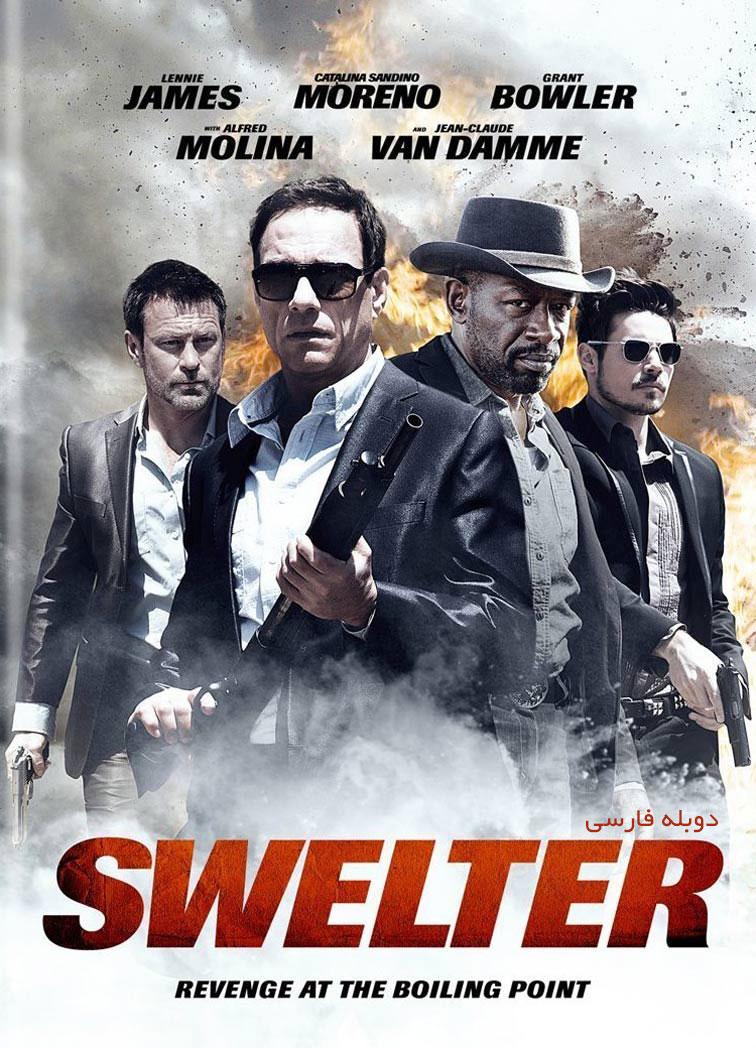 دانلود فیلم گرمای کشنده swelter - دانلود فیلم گرمای کشنده swelter دوبله فارسی