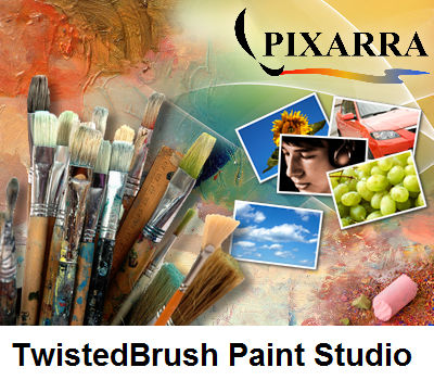 TwistedBrush Pro Studio 23.06 نرم افزار طراحی و ایجاد تصاویر فانتزی