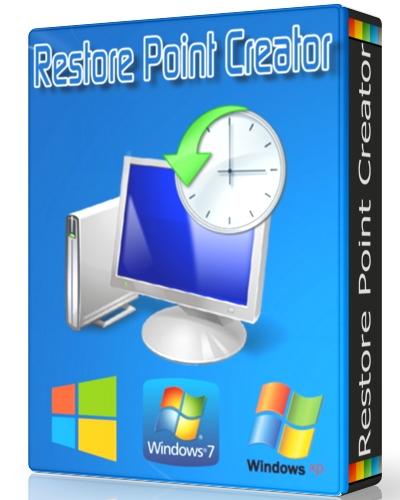 Restore Point Creator 6.5 Build 2 نرم افزار کنترل و ساخت ریستور پوینت در ویندوز