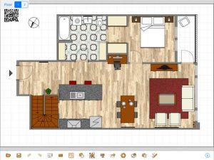 Room Arranger 9 نرم افزار طراحی مدرن خانه. دانلود Room Arranger 9