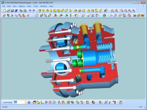 VariCAD 2017 2.02 دانلود نرم افزار طراحی صنعتی حرفه ای. دانلود VariCAD 2017