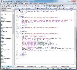ES-Computing EditPlus 4.3.2427 نرم افزار ویرایش حرفه ای متن