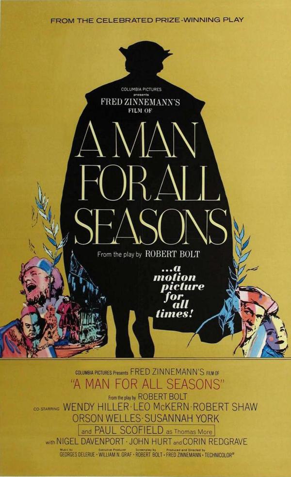 دانلود فیلم مردی برای تمام فصول Man for All Seasons دوبله فارسی
