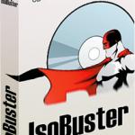 IsoBuster Pro 4.0 دانلود نرم افزار کپی از دیسک های خش دار و قفل دار