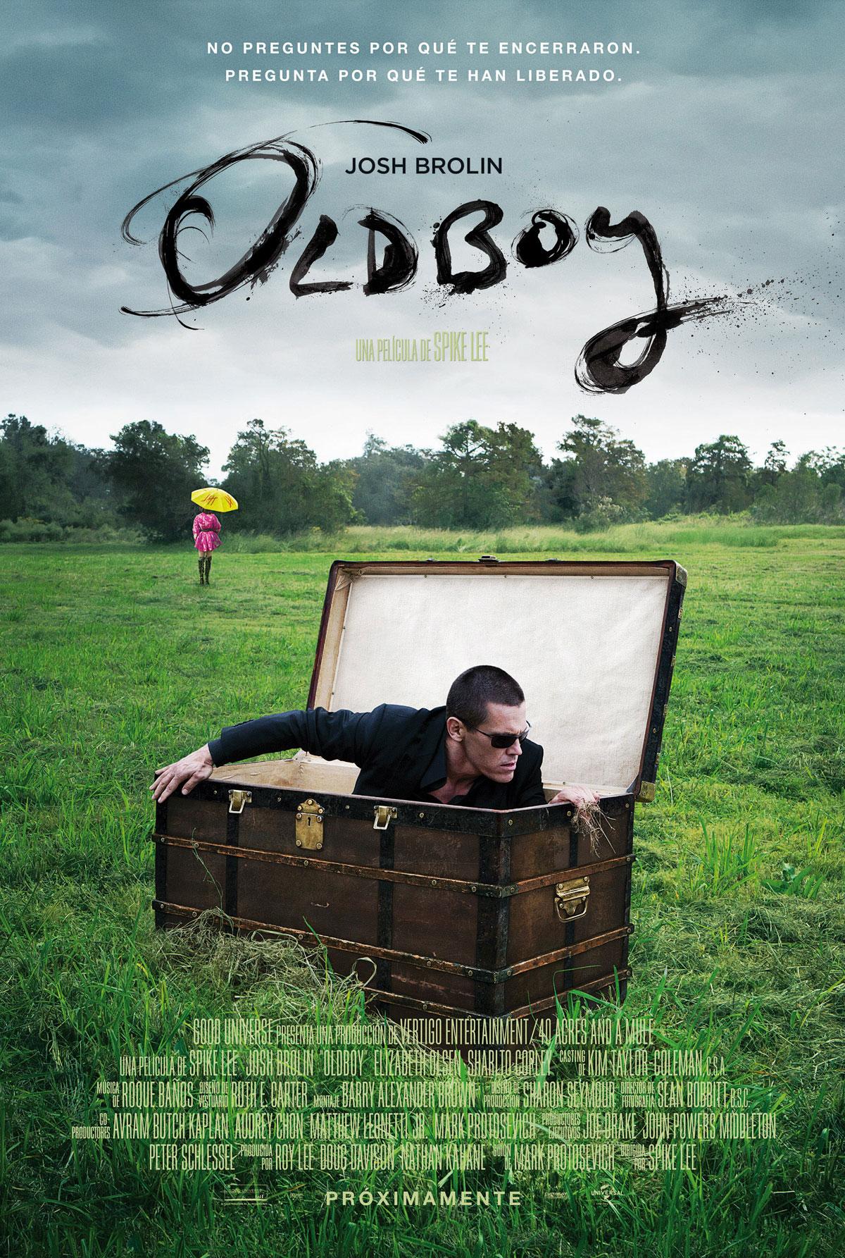 دانلود فیلم جنایت خاموش Oldboy - دانلود فیلم جنایت خاموش Oldboy دوبله فارسی