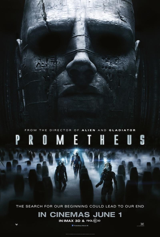 دانلود فیلم پرومتئوس Prometheus - دانلود فیلم پرومتئوس Prometheus دوبله فارسی
