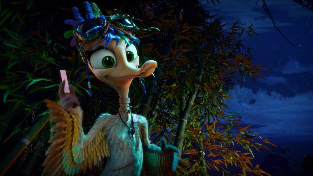 دانلود انیمیشن زیبای اردکهای مبارز Quackerz - دانلود انیمیشن زیبای اردکهای مبارز Quackerz دوبله