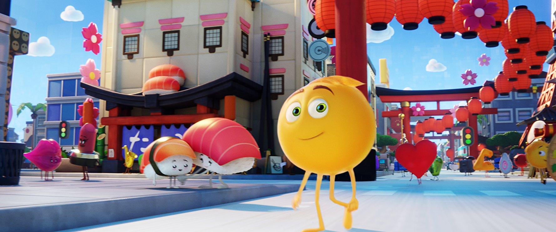 دانلود انیمیشن ایموجی The Emoji Movie - دانلود انیمیشن ایموجی The Emoji Movie دوبله