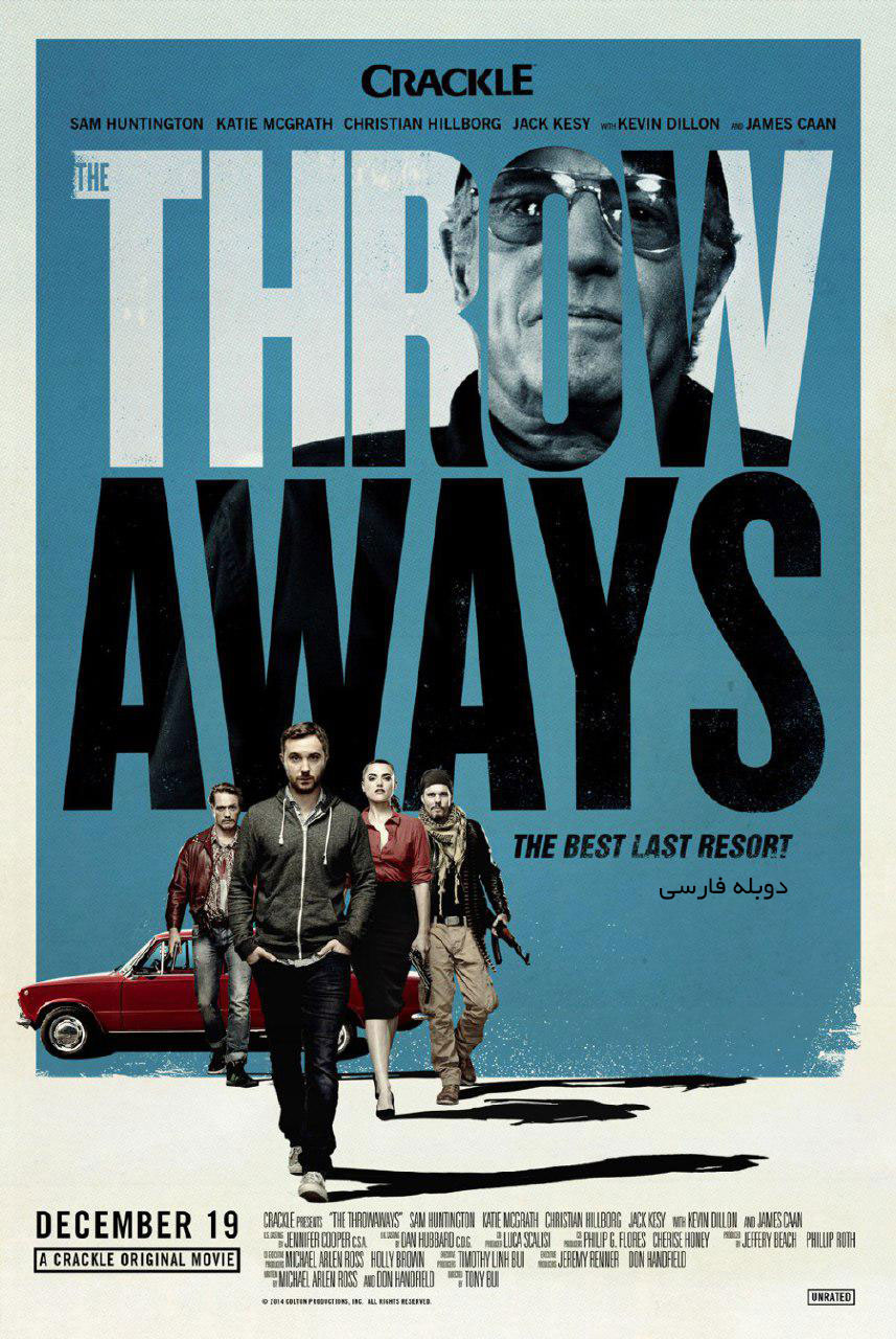 دانلود فیلم مهره های سوخته The Throwaways دوبله فارسی با لینک مستقیم