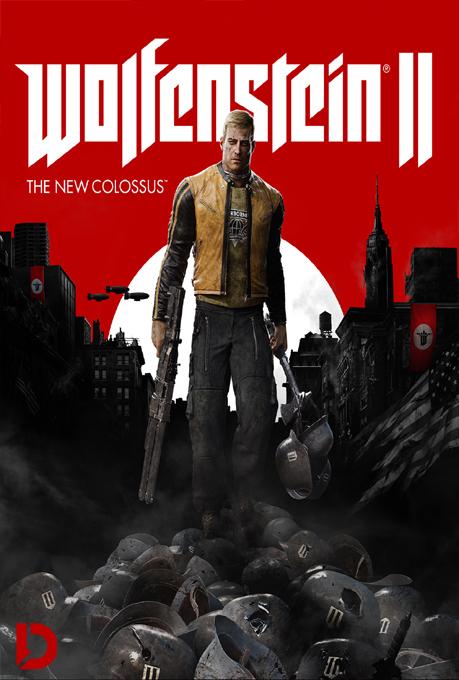 دانلود بازی Wolfenstein II The New Colossus برای کامپیوتر