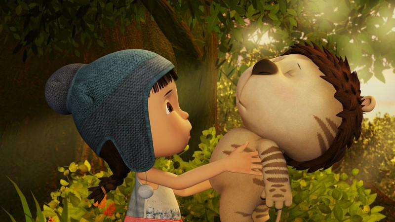 دانلود انیمیشن زیبای یوگا و همچنین لالا Yugo and Lala - دانلود انیمیشن زیبای یوگا و همچنین لالا Yugo and Lala دوبله
