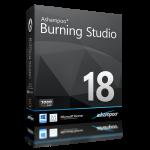 Ashampoo Burning Studio 18.0.8.1 نرم افزار حرفه ای رایت انواع دیسک
