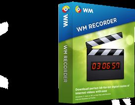 WM Recorder 16.8.1.0 نرم افزار ذخیره فایل های مالتی مدیای آنلاین
