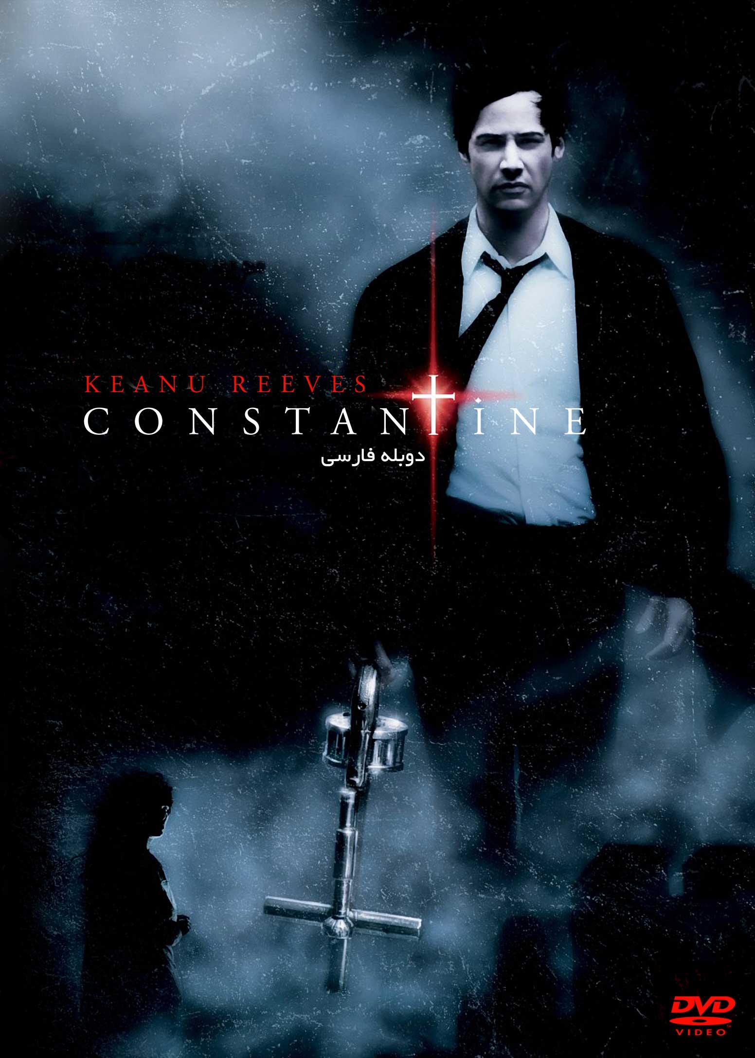 دانلود فیلم کنستانتین Constantine - دانلود فیلم کنستانتین Constantine دوبله فارسی