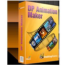 DP Animation Maker 3.3.8 دانلود نرم افزار ساخت انیمیشن و پویا نمایی