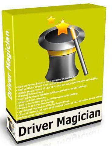 Driver Magician 5.0 نرم افزار بروزرسانی درایورها. دانلود Driver Magician 5.0